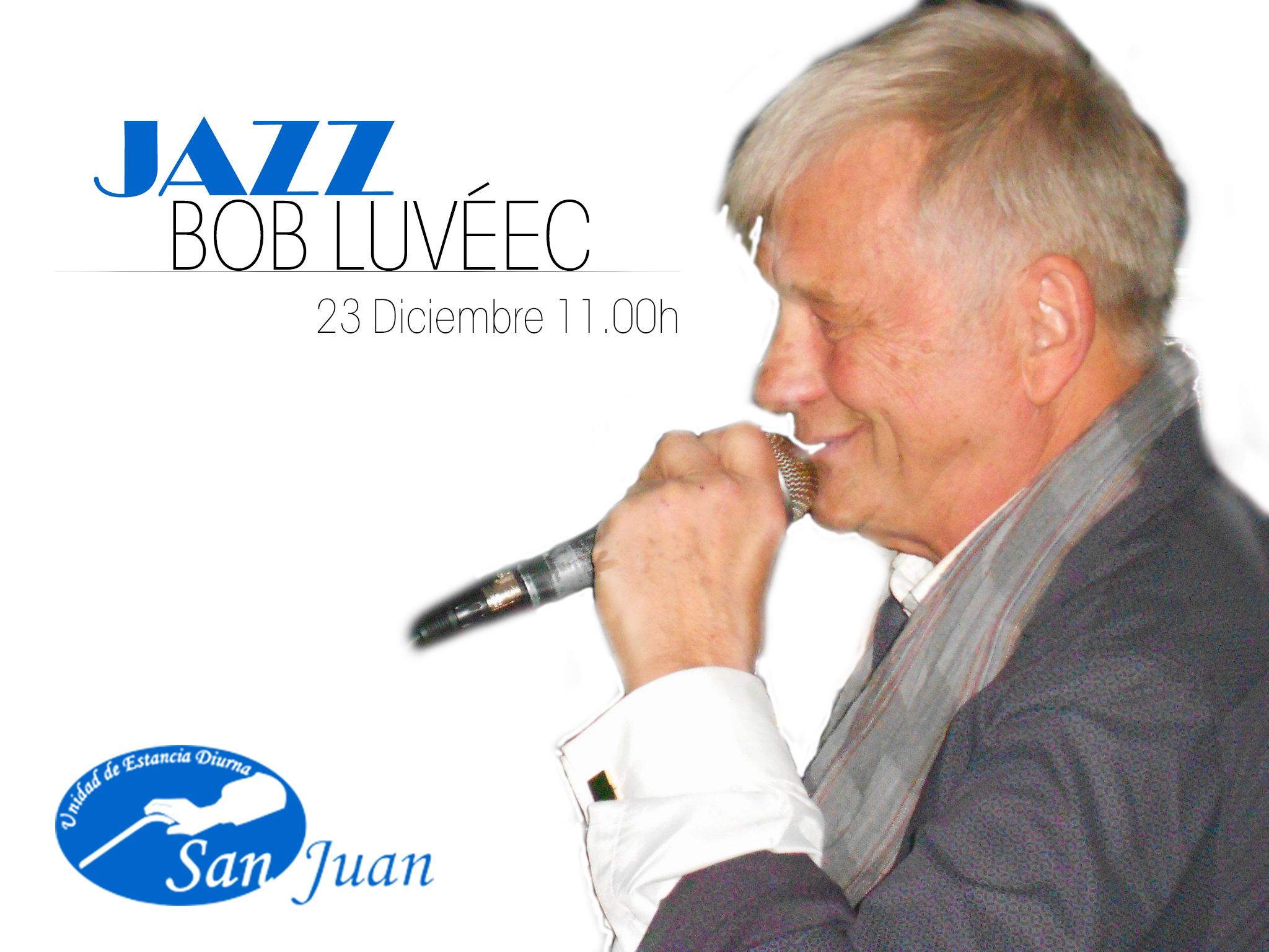 Ued San Juan, centro de día para mayores en cadiz presenta a Bob Luvéec.