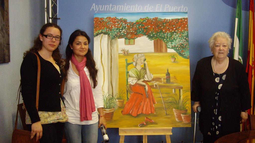 Cartel Feria de Primavera. San Juan